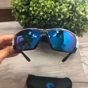 3ddf859e640c Costa Accessories - COSTA DEL MAR Tuna Alley 580G Blue Mirror Sunglass
